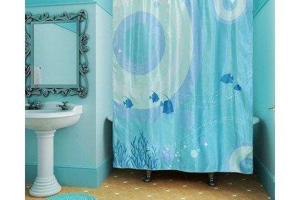 Как выбрать штору для ванны