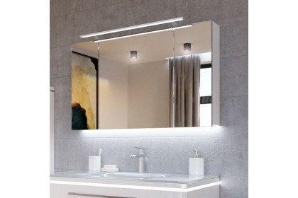 Зеркальный шкафы для ванной комнаты