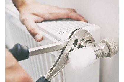 Что делать если потек радиатор отопления