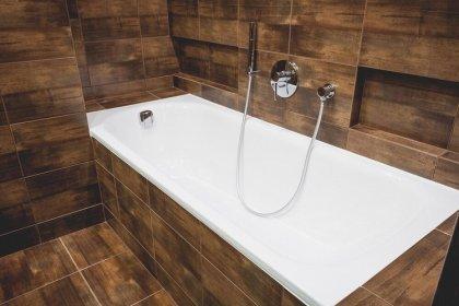 Что такое акриловая ванна