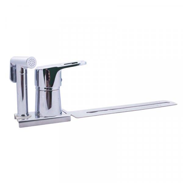 Биде приставка на унитаз с гигиеническим душем Frap H50 F1250-2 Картинка 1034160