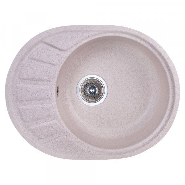 Кухонная мойка Fosto 5845 SGA-800 (FOS5845SGA800) Картинка 14027