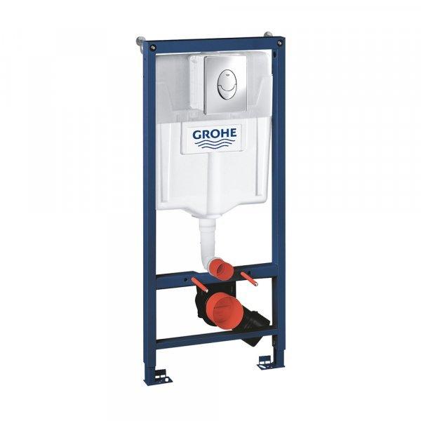 Инсталляция для унитаза Grohe Rapid SL комплект 3 в 1 38721001 Картинка 14390
