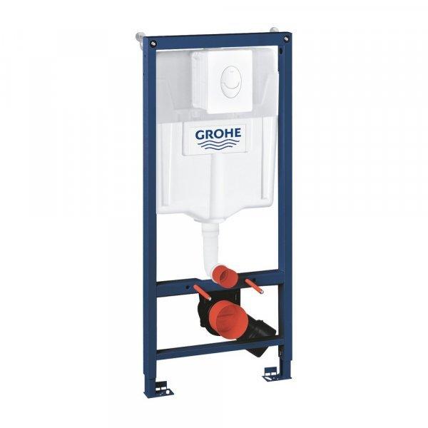 Инсталляция для унитаза Grohe Rapid SL комплект 3 в 1 38722001 Картинка 14391