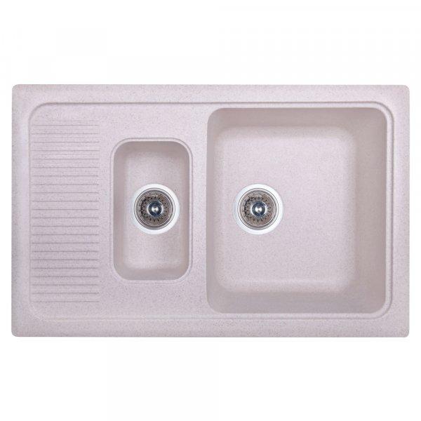 Кухонная мойка Fosto 7749 SGA-800 (FOS7749SGA800) Картинка 14747
