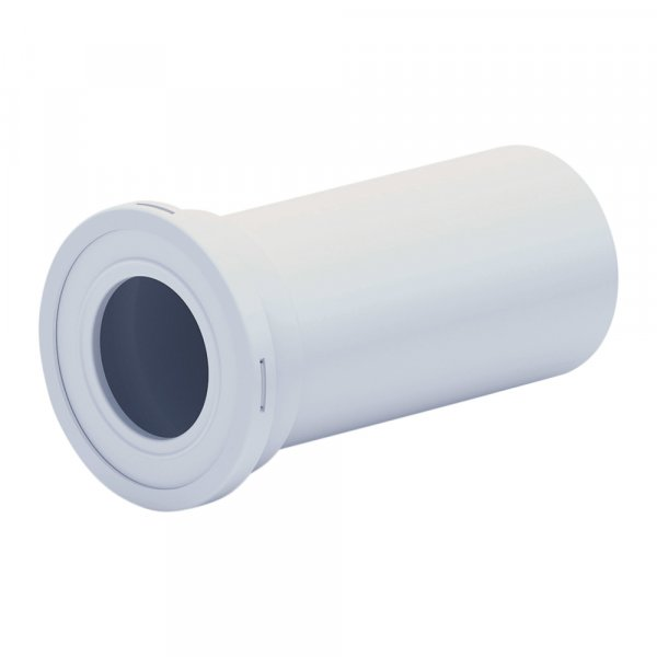 Отвод для унитаза ANI Plast W1220 прямой 250 мм Картинка 15598