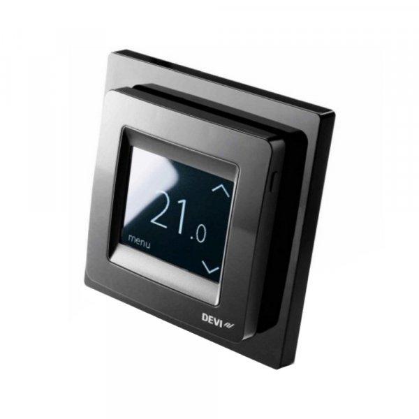 Терморегулятор DEVIreg Touch программируемый с дисплеем (140F1069) Картинка 18002
