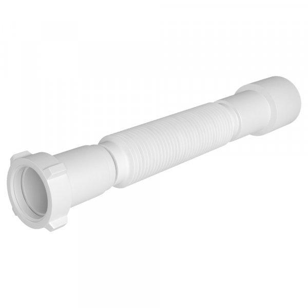 Гибкая труба для сифона ANI Plast К206 с накидной гайкой 1 1/4