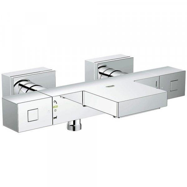 Смеситель термостатический для ванны Grohe Grohtherm Cube 34497000 Картинка 19005