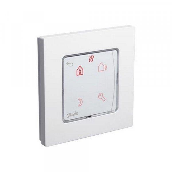 Комнатный термостат Danfoss Icon Programmable встроенный с дисплеем (088U1020) Картинка 21815