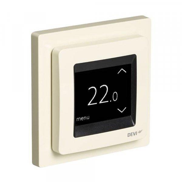 Терморегулятор DEVIreg Touch программируемый с дисплеем (140F1078) Картинка 24072
