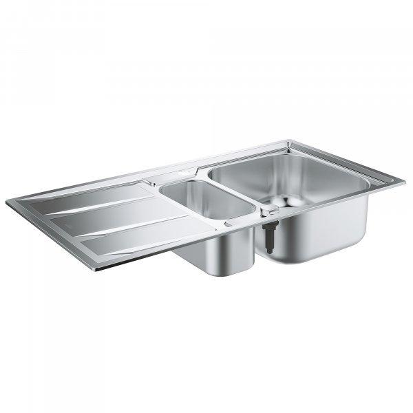 Кухонная мойка Grohe Sink K400 31567SD0 Картинка 25011