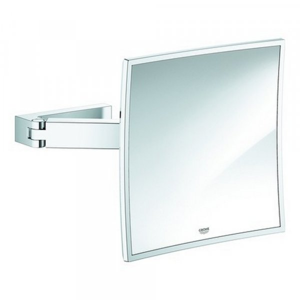 Зеркало косметическое Grohe Selection Cube 40808000 Картинка 25042