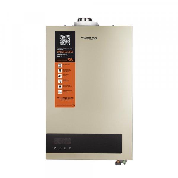 Колонка газовая турбированная Thermo Alliance JSG20-10ETP18 10 л Gold Картинка 25153