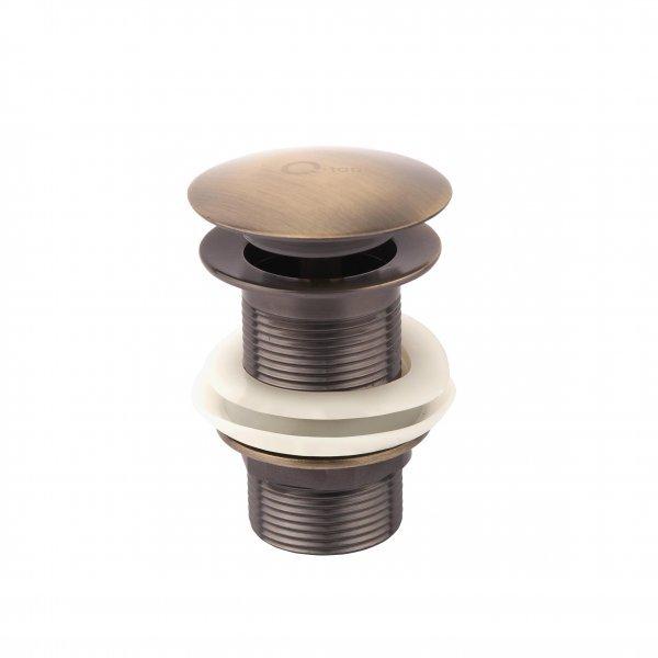 Донный клапан для раковины Qtap Liberty ANT L03 Картинка 25595