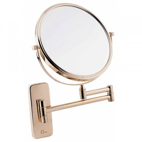 Зеркало косметическое Qtap Liberty ORO 1147 Картинка 25645