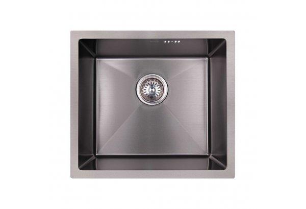 Кухонная мойка Imperial Handmade D4843BL 2.7/1.0 мм (IMPD4843BLPVDH10) Картинка 28777
