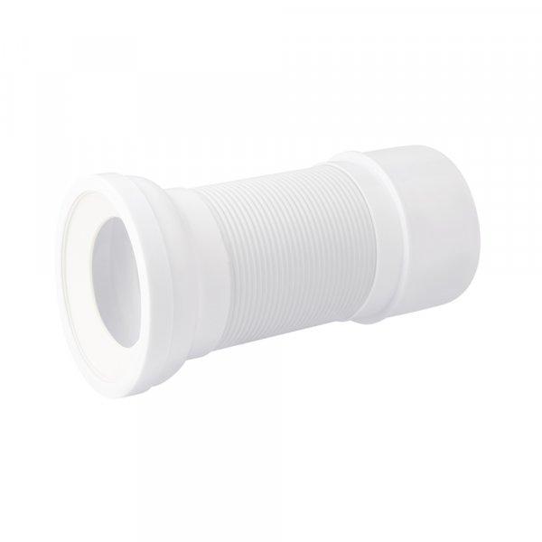 Гибкая труба для унитаза Krono Plast ГA550 армированная Картинка 31987
