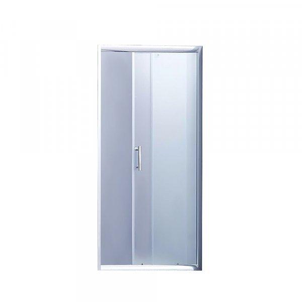 Душевая дверь в нишу Lidz Zycie SD100x185.CRM.FR Frost Картинка 33774