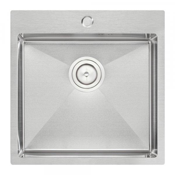 Кухонная мийка Qtap D5050 2.7-1.0 мм (QTD505010) Картинка 34203