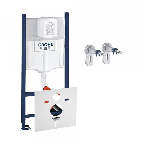 Инсталляция для унитаза Grohe Rapid SL комплект 3 в 1 3884000G Картинка 35281