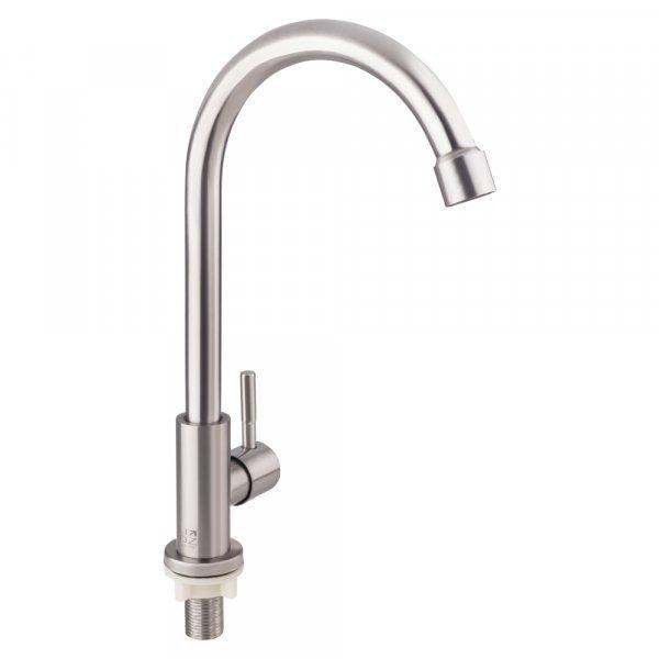 Кран на одну воду для кухни Lidz (NKS) 12 32 015SF-8 Картинка 35722