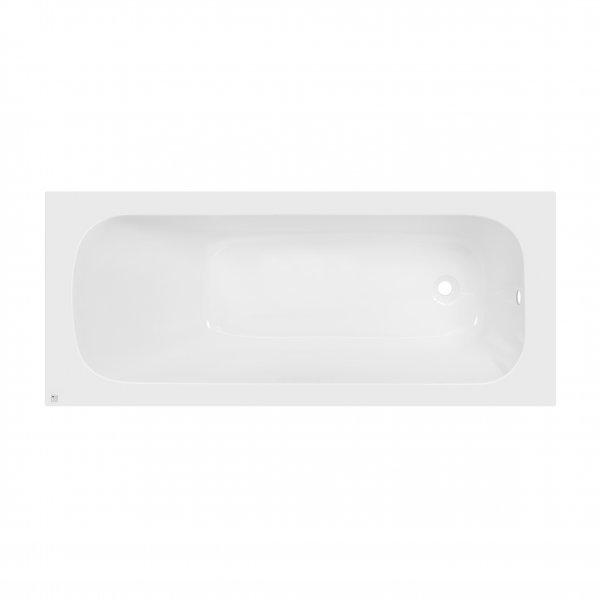 Ванна акриловая Lidz Latwa 170 170x70 с ножками Nozki R Картинка 36283