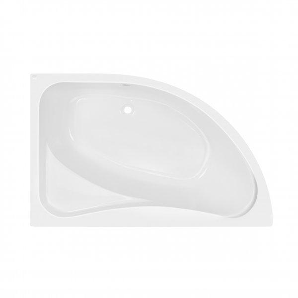 Ванна акриловая Lidz Wawel 150R 150x100 с ножками Nozki A 150 Картинка 36298