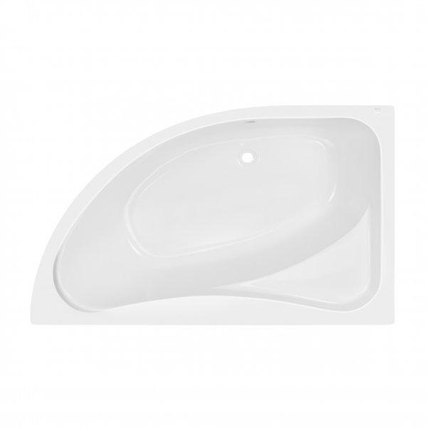 Ванна акриловая Lidz Wawel 170L 170x100 с ножками Nozki A 150 Картинка 36299