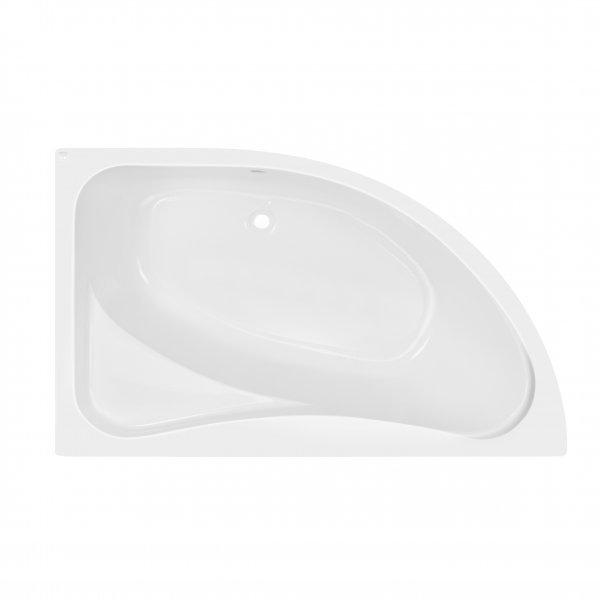 Ванна акриловая Lidz Wawel 170R 170x100 с ножками Nozki A 150 Картинка 36300