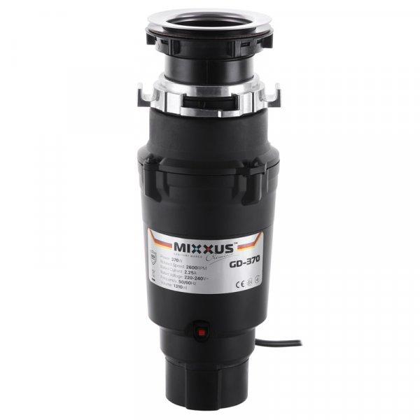 Измельчитель пищевых отходов MIXXUS GD-370 (MX0590) Картинка MX0590