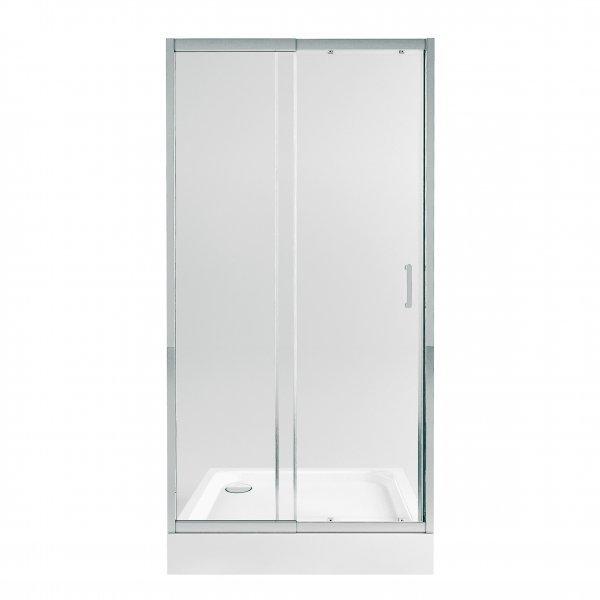Набор Qtap дверь в нишу Taurus CRM201-11.C6 + поддон Unisquare 301815 Картинка 37628