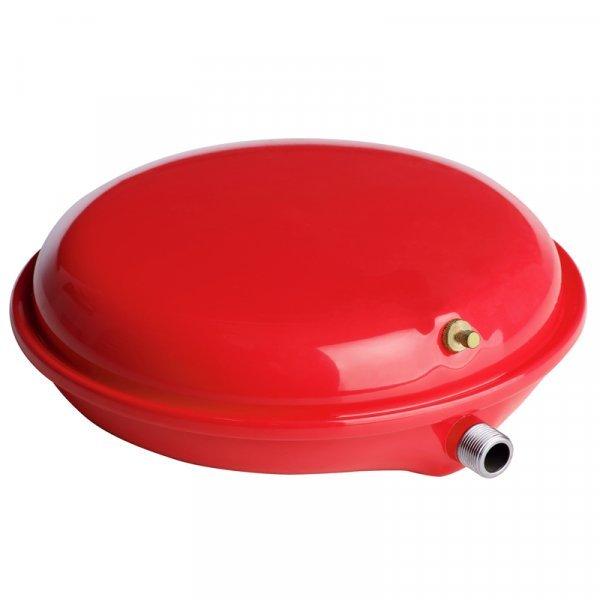 Бак расширительный для системы отопления (плоский) KOER BP8 8л. (KB0002) Картинка KB0002