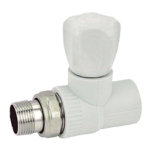 Вентиль радиаторный прямой PPR 25x3-4 (KOER K0166.PRO) (KP0214) Картинка KP0214
