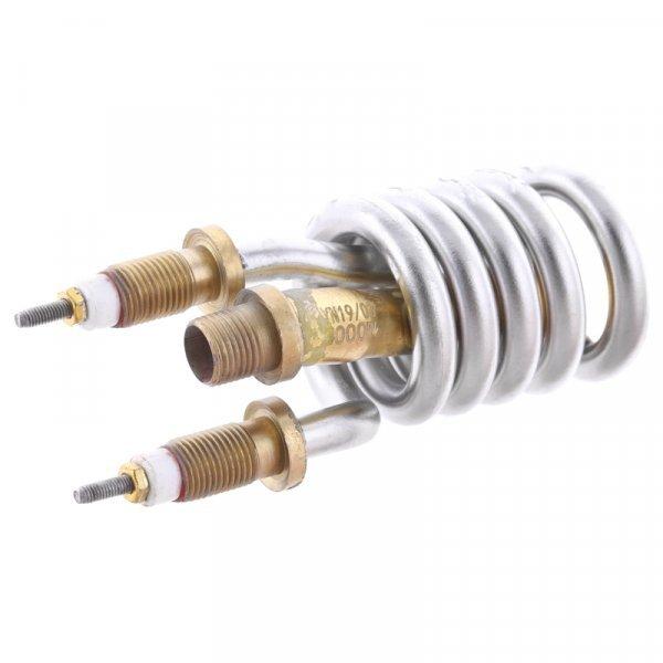 ТЭН для водонагревателя ZERIX ELH-3000C ELW03 и ELW04 (ZX2786) Картинка ZX2786