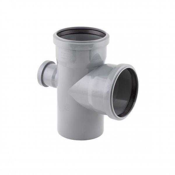 Крестовина канализационная TA Sewage 110х110х110х50, 90° Картинка 7150
