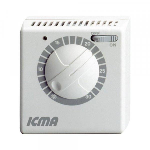Термостат Icma комнатный электромеханический On-Off №P311 Картинка 7575