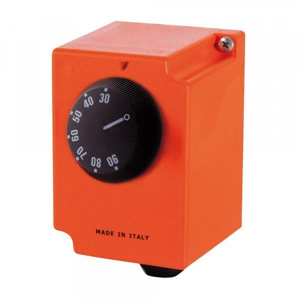 Термостат Icma накладной регулируемый №610 Картинка 7595