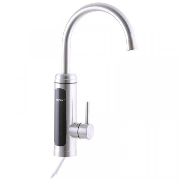 Проточный водонагреватель (с УЗО) ZERIX ELW34-EP (ZX3215) Картинка ZX3215