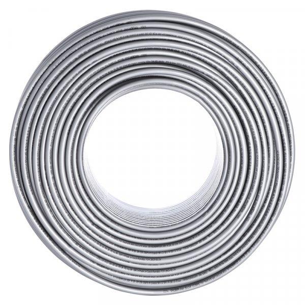 Труба для теплого пола с кислородным барьером KOER PEX-A EVOH 16*2,0 (SILVER) (400 м) (KR2859) Картинка KR2859