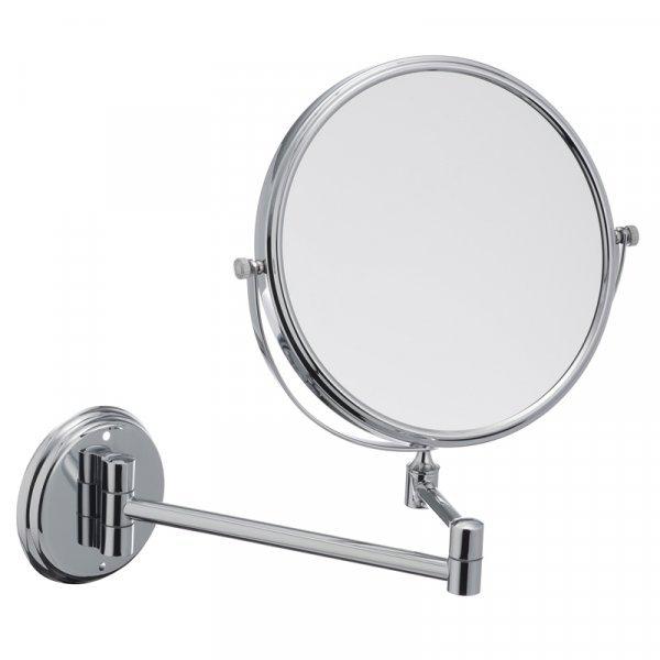 Зеркало увеличительное настенное ZERIX LR6108 (ZX2712) Картинка ZX2712