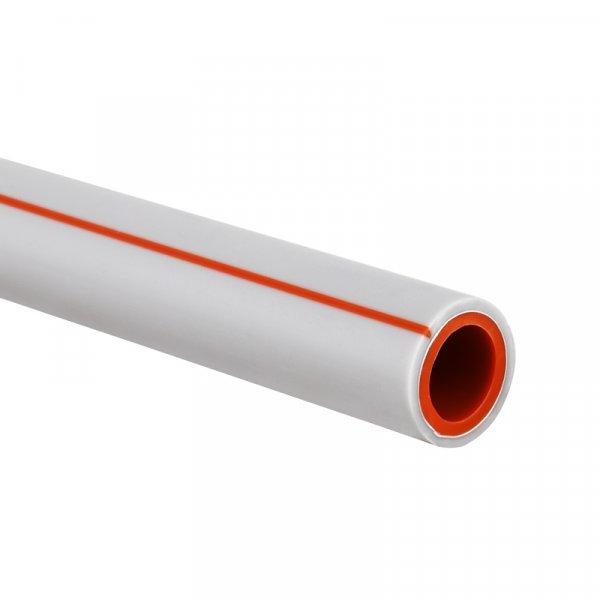 Труба композит (алюминий) KOER PPR 50x8,4 (28 м) (KR2747) Картинка KR2747