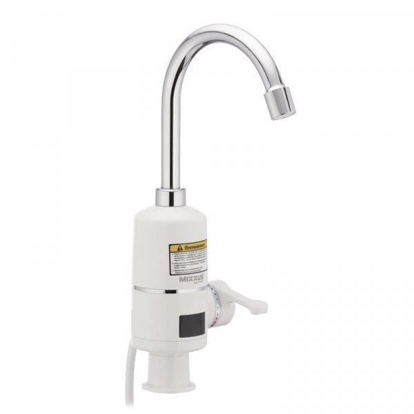 Проточный водонагреватель MIXXUS Electra 110-E (с индикатором температуры) (MI2744) Картинка MI2744